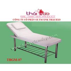 Massage Bed TBGM07