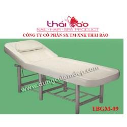 Massage Bed TBGM09