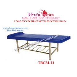 Massage Bed TBGM22