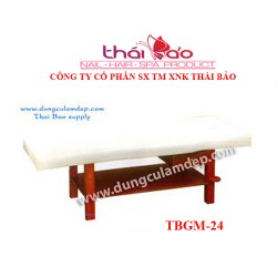 Massage Bed TBGM24