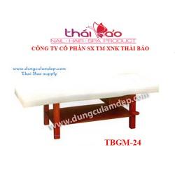 Massage Bed TBGM24