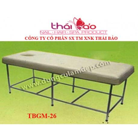 Massage Bed TBGM26