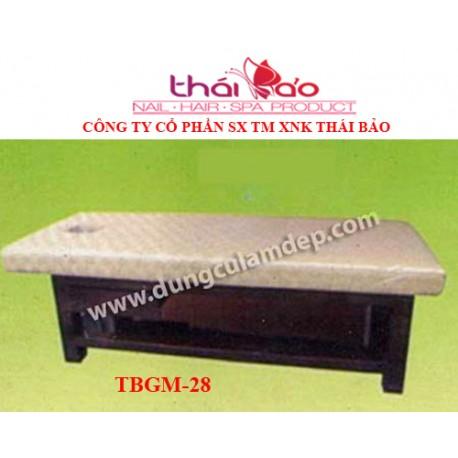Massage Bed TBGM28