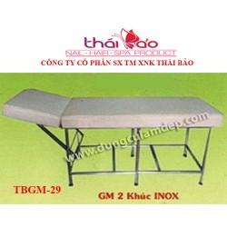 Massage Bed TBGM29