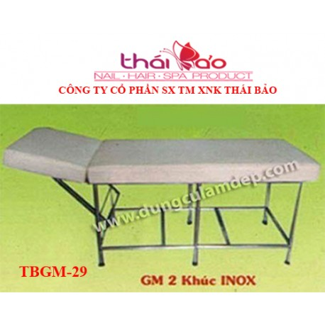 Massage Bed TBGM29
