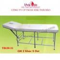 Massage Bed TBGM31