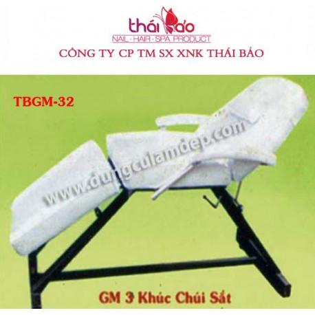 Giường Massage TBGM32