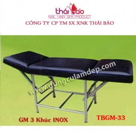 Giường Massage TBGM33