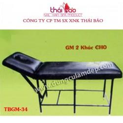 Massage Bed TBGM34