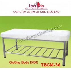 Massage Bed TBGM36